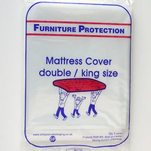 Double/KS Mattress Cover
