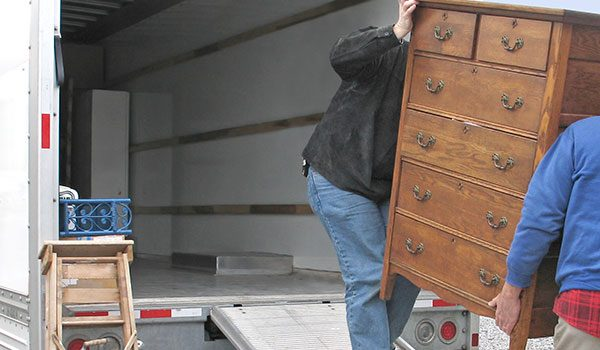 Looking for furniture storage? We've got a household storage solution