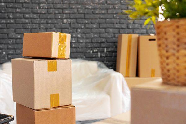 Office move storage