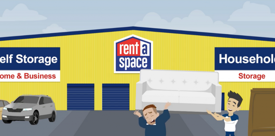 Rent A Space Self-Storage Shrewsbury: What You Can Expect
