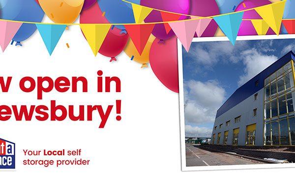 Self storage Shrewsbury: Now open for business!