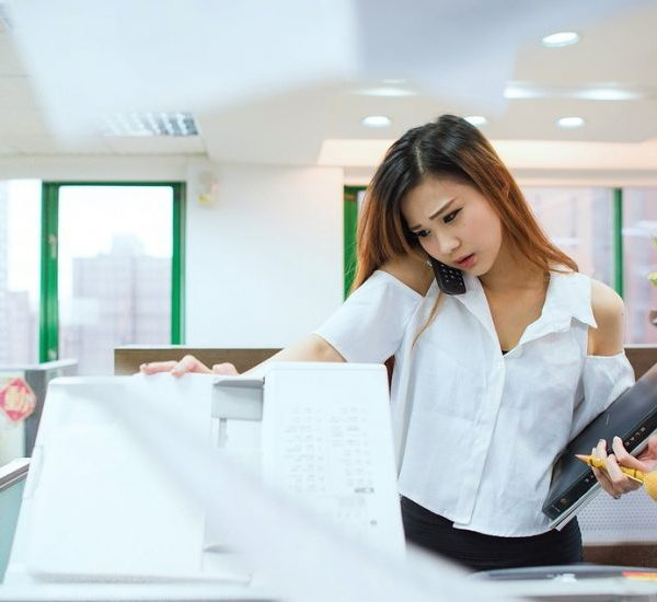 So Your Firm has Decided to Go Paperless