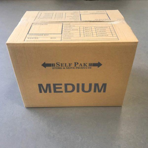 Medium Cardboard Box
